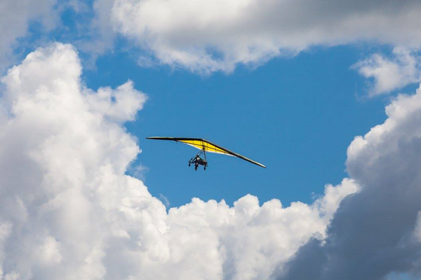 Drachenflüge ab € 120