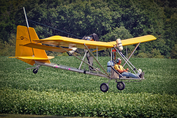 Trike Dragonfly Ultraleichtflugzeug ab € 100