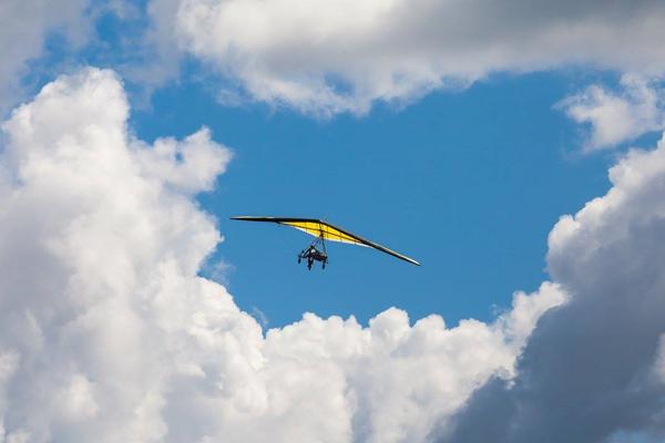 Drachenfliegen Tandem Flyranch Berlin